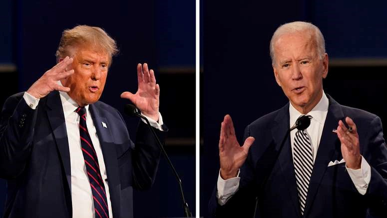 Trump voters accept Biden victory with reservations