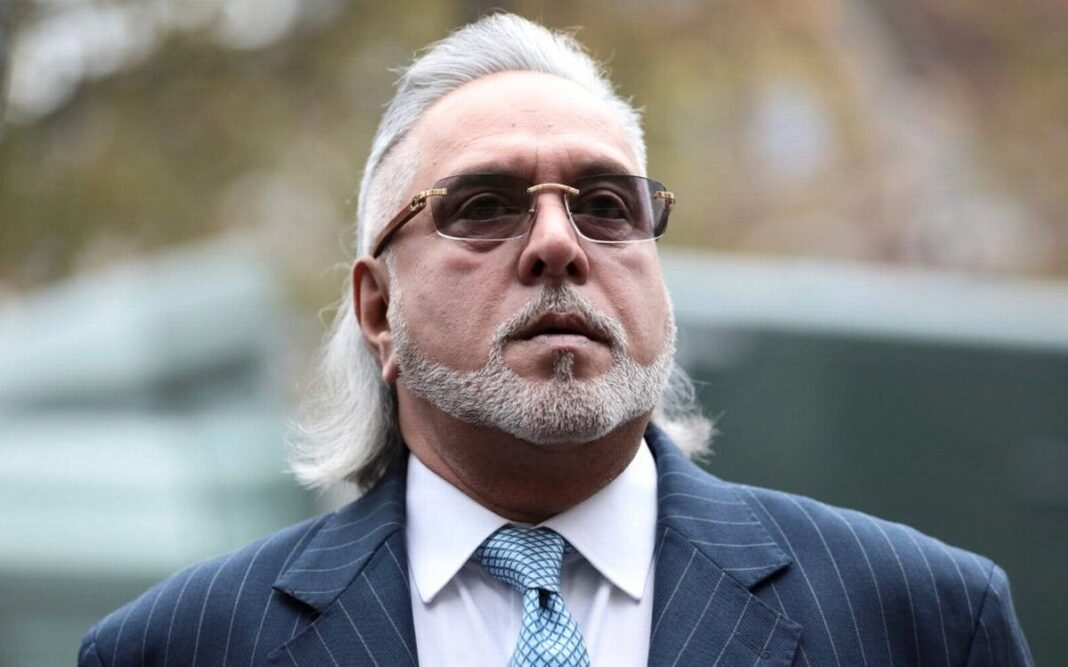 Bankruptcy petition against Mallya in UK is illegal.