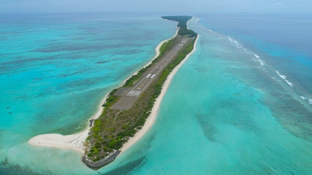 Lakshadweep - 0 cases while India touches 1Cr