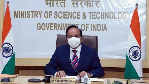 India may start vaccinating people against Covid-19 in January: Harsh Vardhan