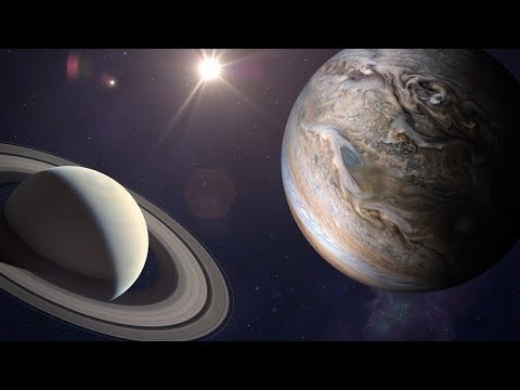 Jupiter, Saturn to form 'The Great Conjuction' tonight; first time in over 400 years