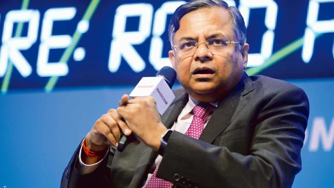 N Chandra : Covid offers an opportunity for renewal