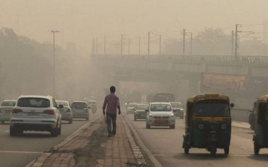 Behind 18% of all deaths, Pollution killed 1.7m in India in 2019