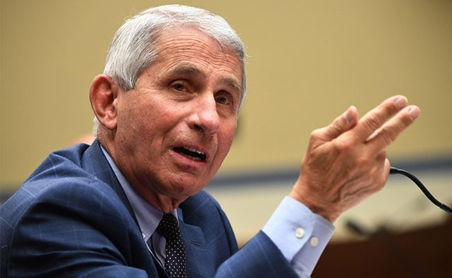 Anthony Fauci: US Covid Outbreak May Worsen After Holidays