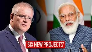 Australia about to Pledges $4 Million For Joint Research With India On COVID-19