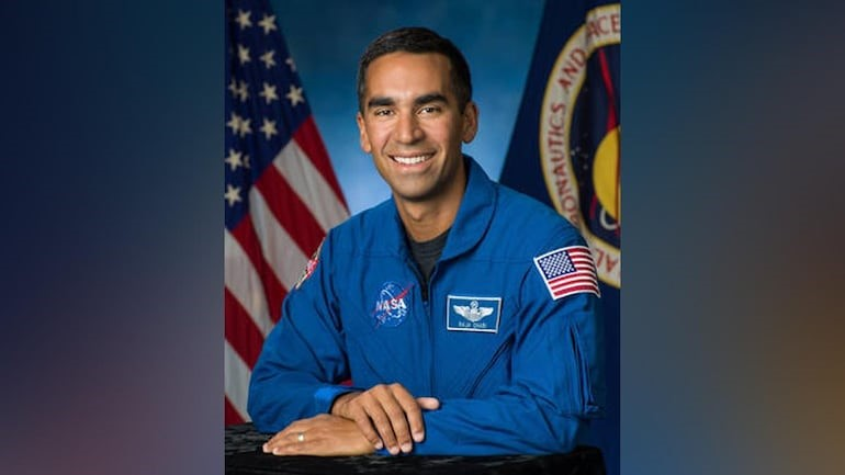 Indian – American is now in NASA's Moon Mission team