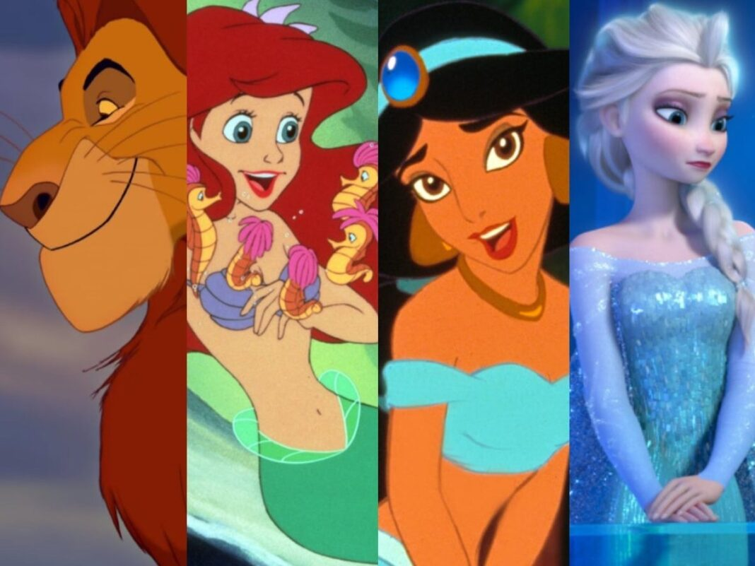 Favourite Disney Princesses From Childhood That You Can Never Forget