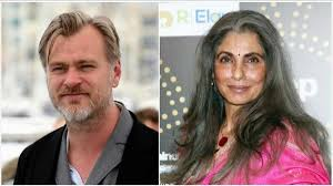 Dimple Kapadia is very happy on getting a chance in Nolan's