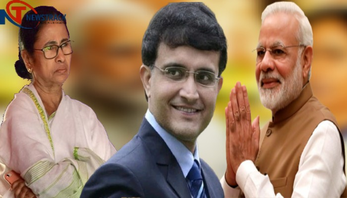 Sourav Ganguly's meeting with Jagdeep Dhankar fuels speculations for the Assembly elections.