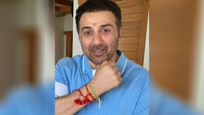 Praying for Sunny Deol's speedy recovery