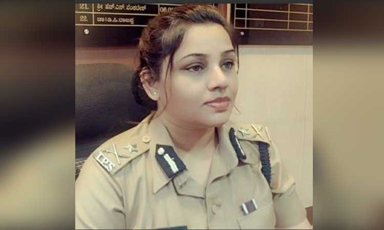 What IPS D Roopa has got to say on her transfer