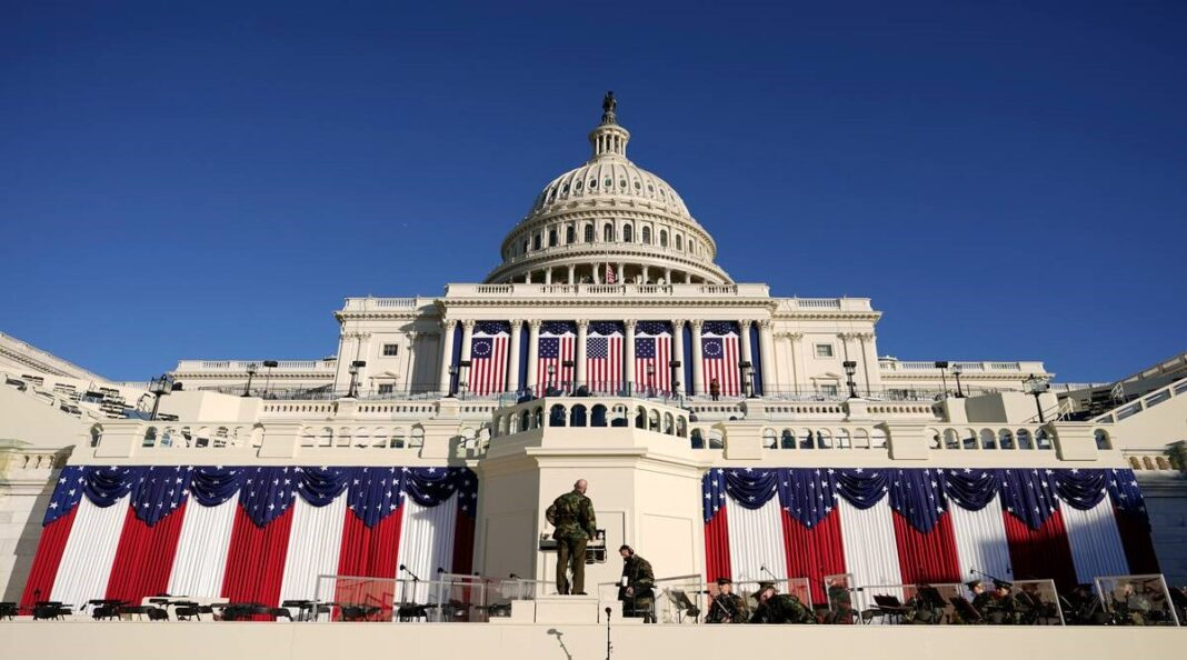 Biden-Harris Inauguration: 7 ways it's different from ceremonies of the past