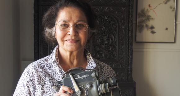 Suhasini Mulay donates Louis Malle's camera for preservation