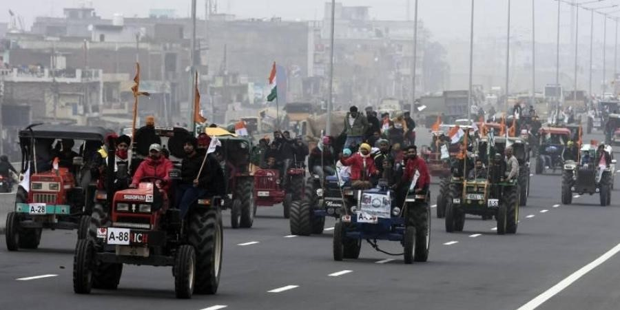 Farmer leaders : Over 2 lakh tractors will be part of Jan 26 'kisan parade'
