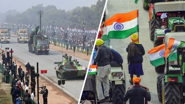 Republic Day parade, farmers' tractor rally: Delhi all set for January 26