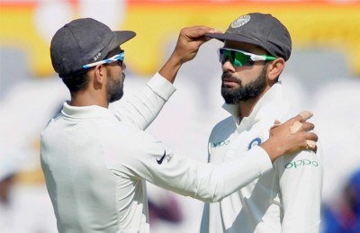 Rahane : Nothing changes between me and Virat