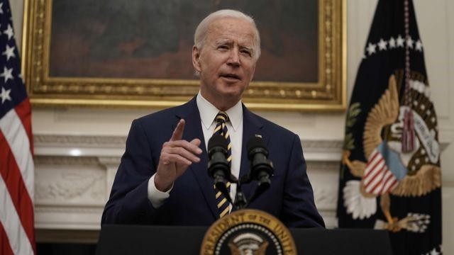 Biden just linked climate and security, next comes military money