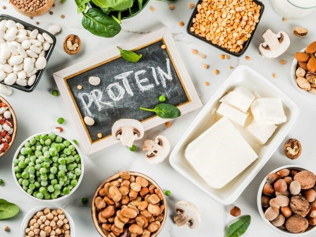 Read to know about the 8 best vegetarian sources of protein