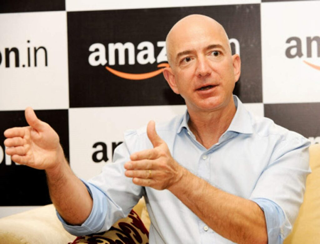 Amazon CEO Jeff Bezos Tops List of Richest Charitable Gifts in 2020