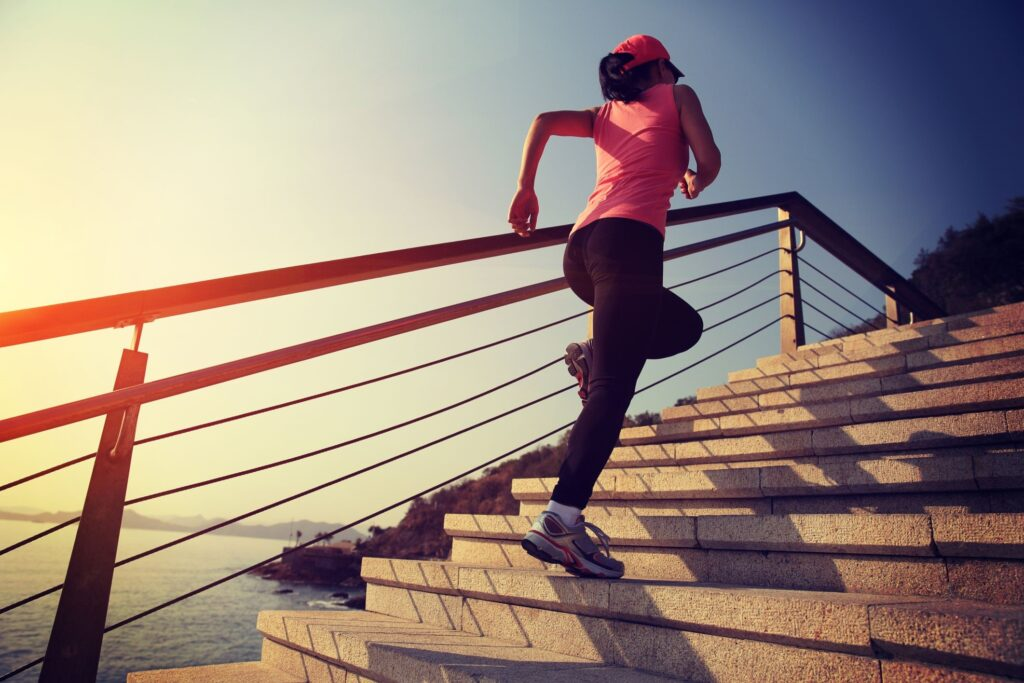 Test your heart rate by climbing the stairs, Read to know how you can !