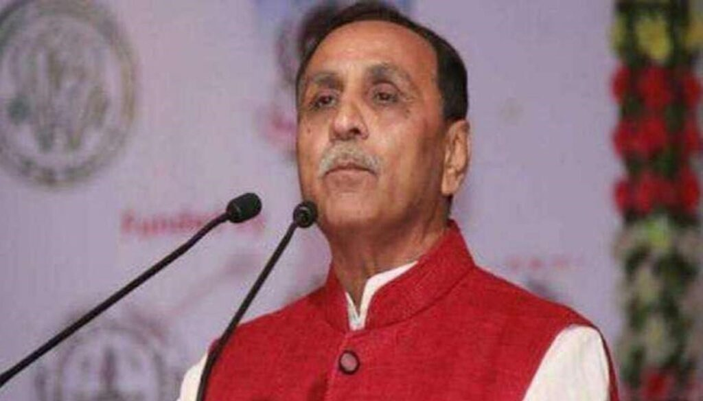 11 lakh from 1.2 cr database to get vaccine on priority: Gujarat CM Rupani