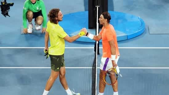 Nadal loses to Tsitsipas in 5 sets at Australian Open