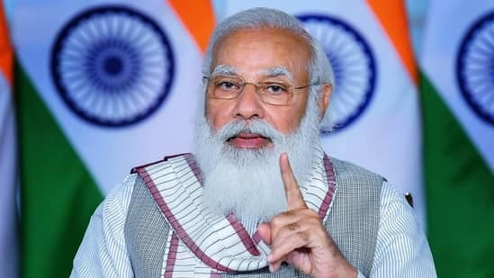 PM Narendra Modi's new mantra for IIT students and asks them to focus on addressing global issues
