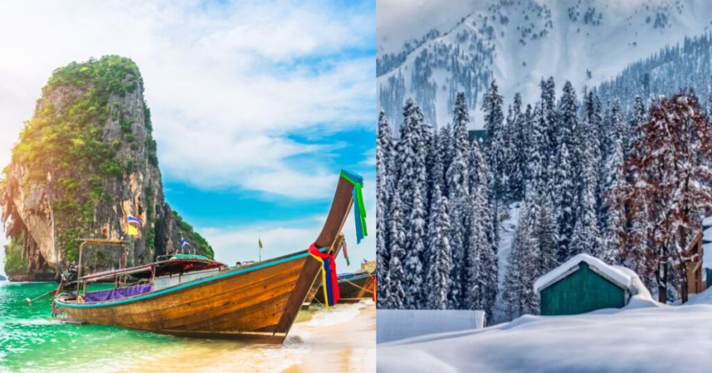 Where to go in March 2021 long weekends? 8 trips in India to choose from