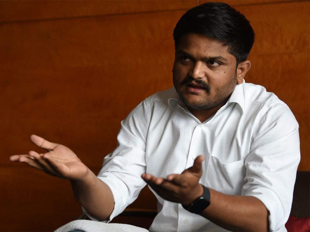 Gujarat Congress didn't give me any work in local body polls; even opinion not sought: Hardik Patel