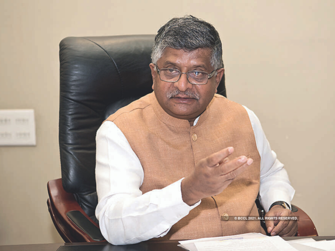 No proposal to appoint regulator for social media, says Union minister Prasad