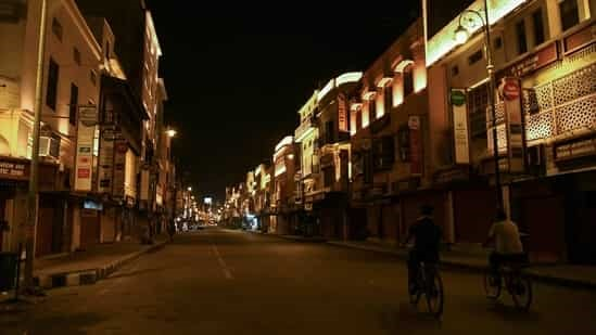 'Night curfew, restricted seating in cinemas': Punjab imposes stricter Covid-19 norms