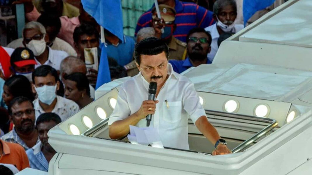Modi thinks he is only the Prime Minister of the Hindi heartland: MK Stalin