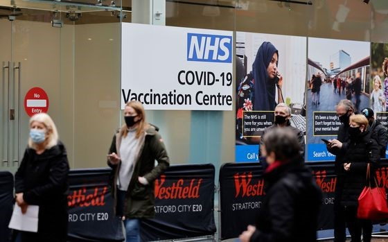 Britain faces biggest Covid-19 test to reopen economy this summer