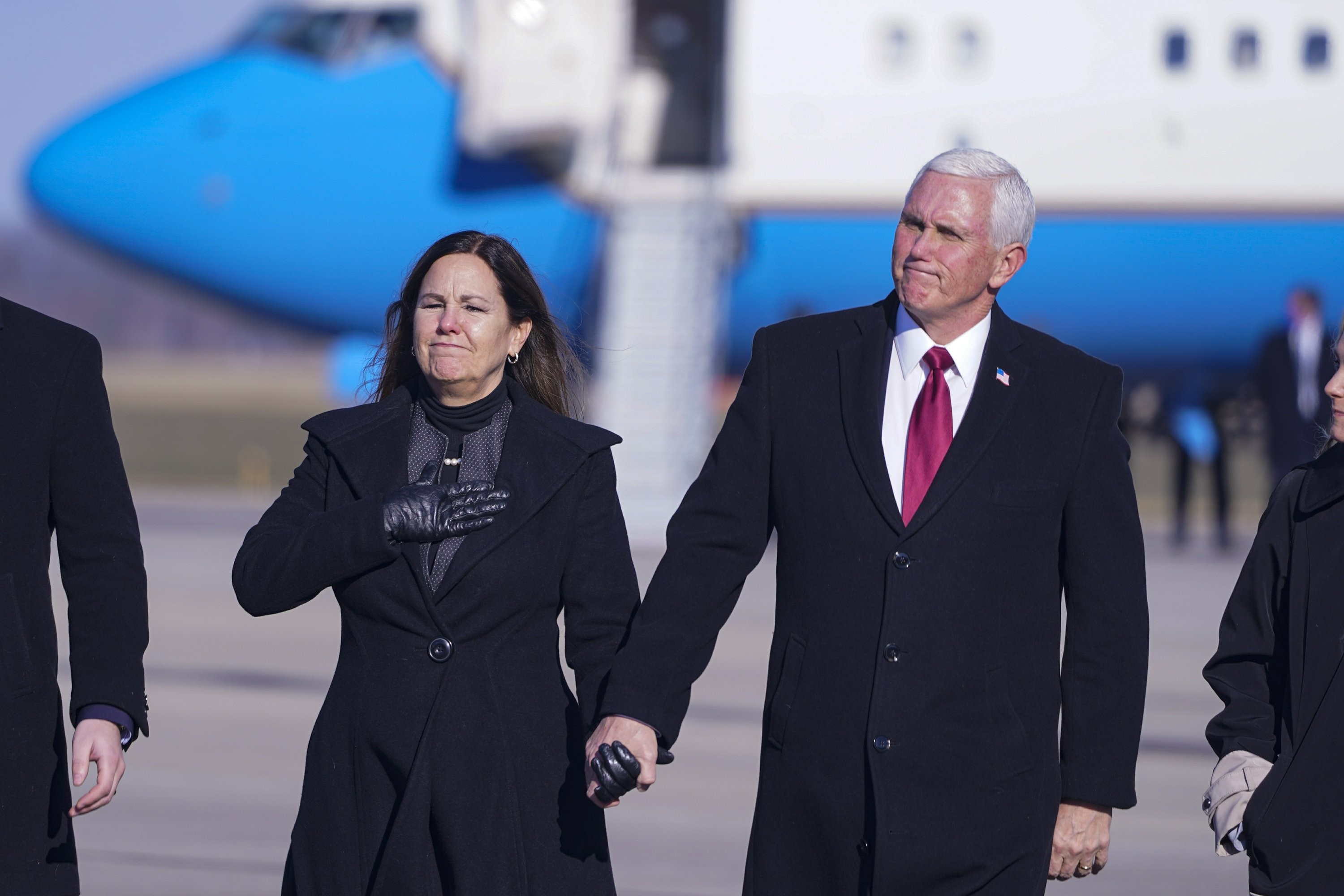 Trump's heir? Mike Pence reemerges, lays groundwork for 2024 run
