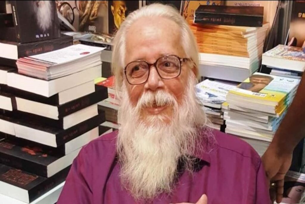 ISRO espionage case: SC-appointed probe panel submits report on Nambi Narayanan's illegal arrest