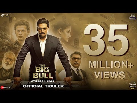 The Big Bull movie review: Abhishek Bachchan film makes messiah out of criminal, is a daunting watch