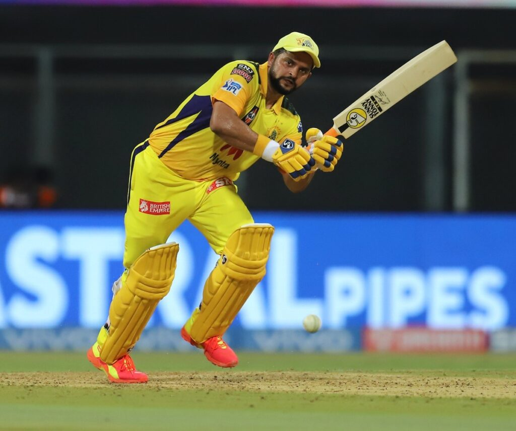 CSK's yellow jersey is pride that I have cherished all my life: Raina