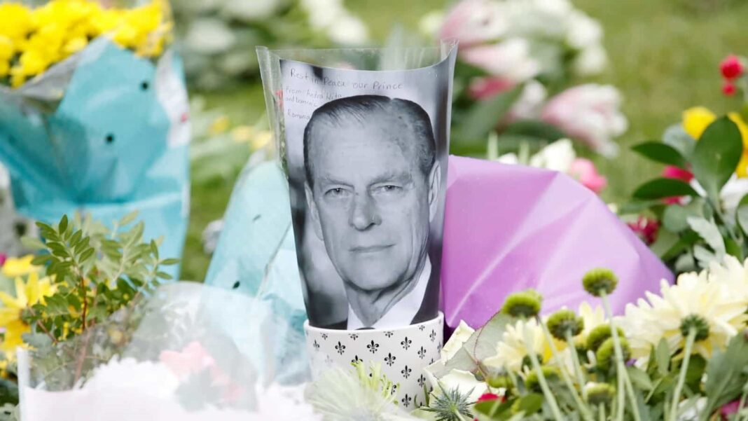 UK churches celebrate the 'great life' of Prince Philip
