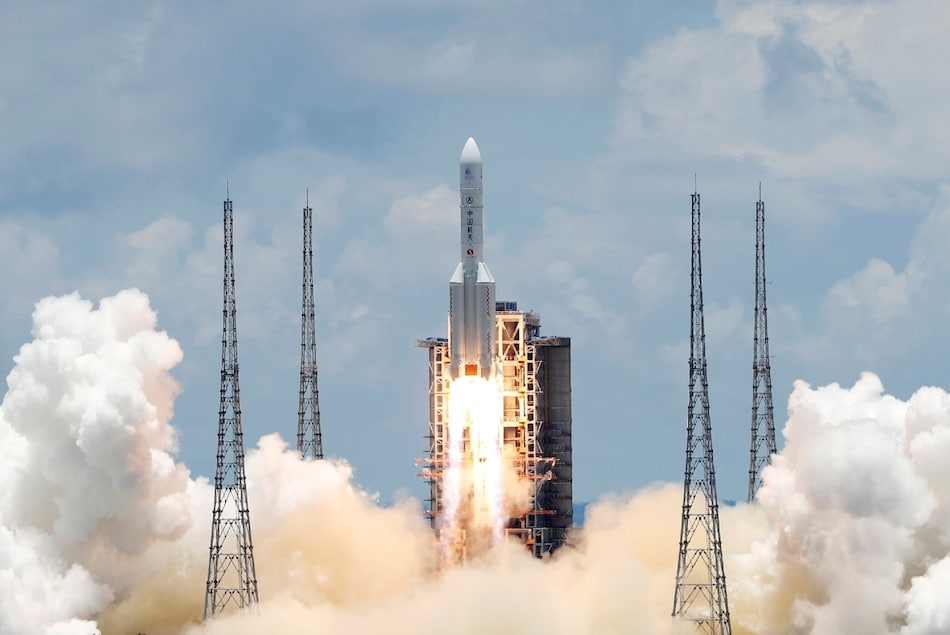 Chinese spacecraft lands on Mars, read to know more