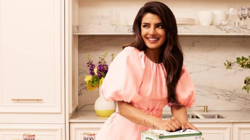 Move over LBDs, Priyanka Chopra is making a strong case for little pink dresses