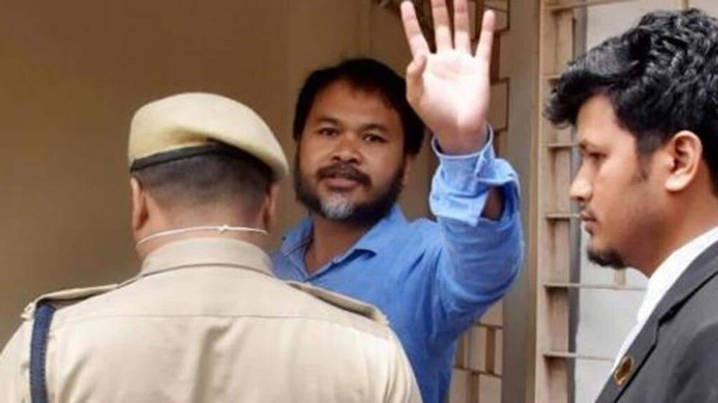 Assam CM says Akhil Gogoi being treated for mental problems; invites criticism