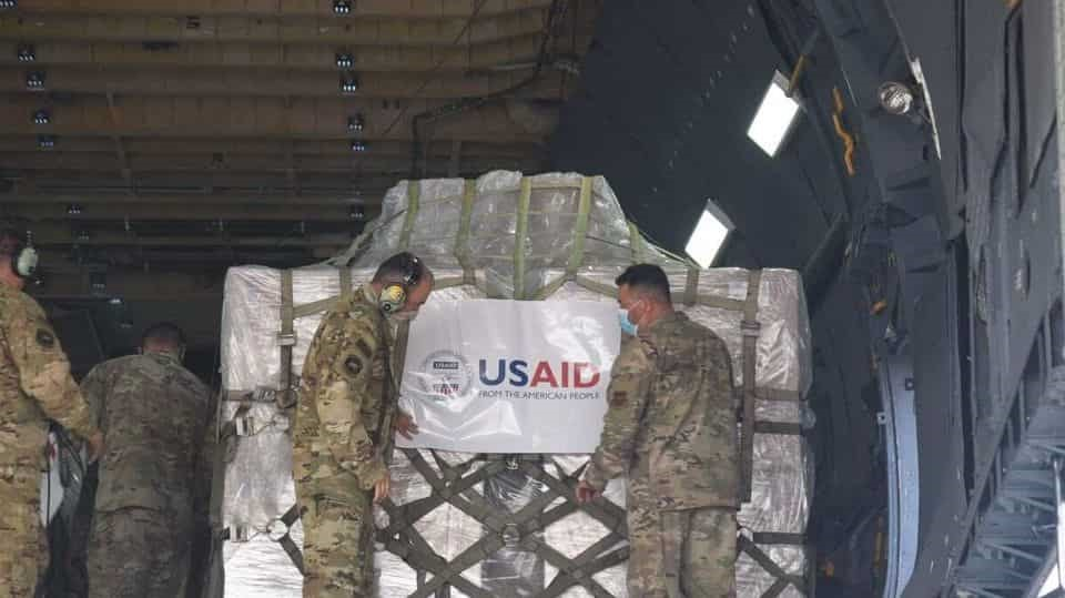 Six US planes reached India in past 6 days carrying key Covid-19 supplies