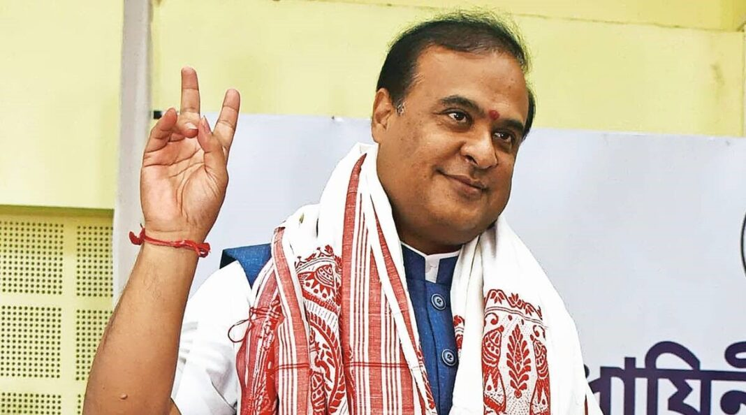 Himanta, the driving force behind BJP's rise to power in Northeast