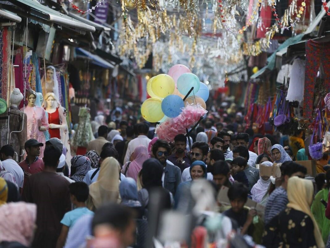 India may cross China as most populous sooner than thought