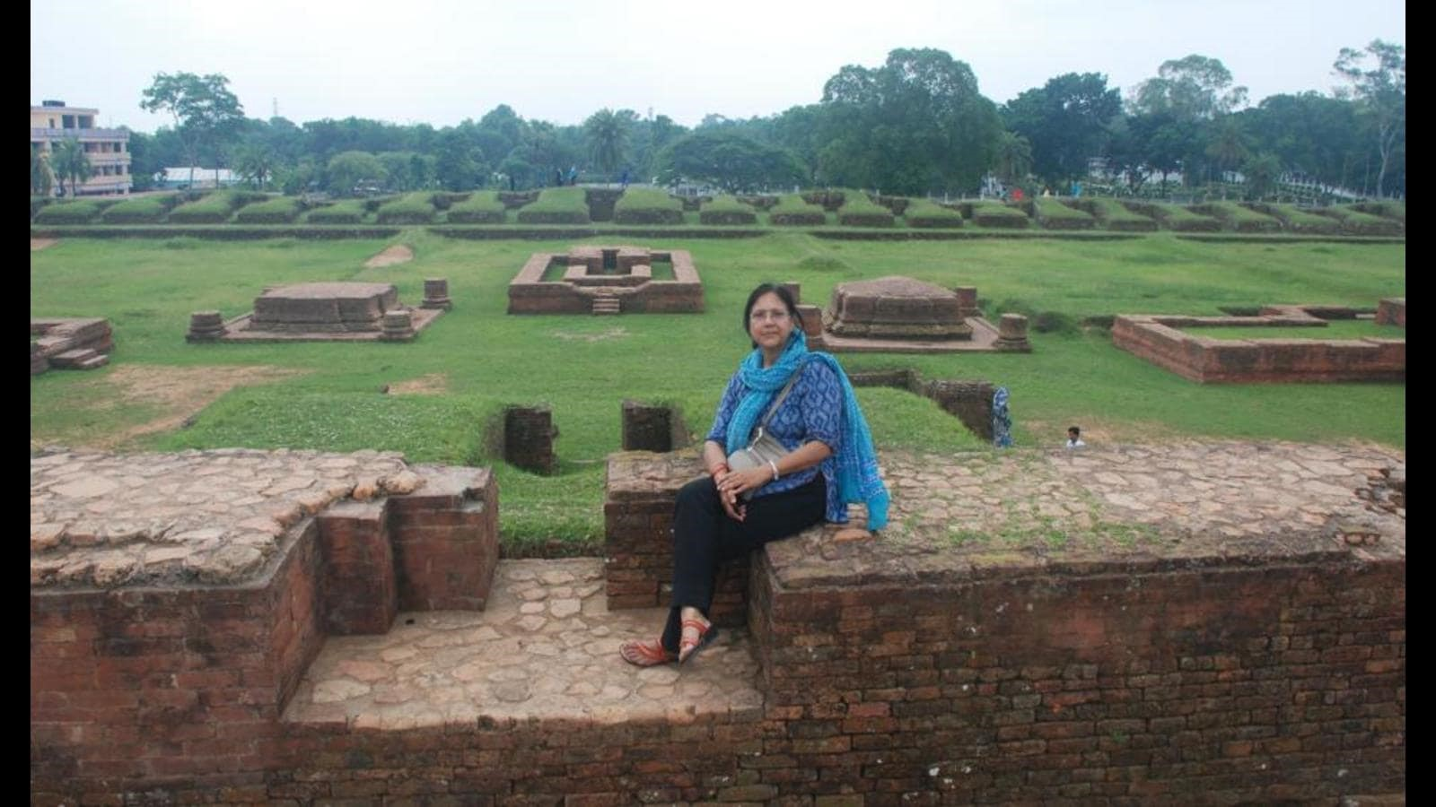 Perpetual pilgrim: A writer's quest to see Buddhist sites around the world