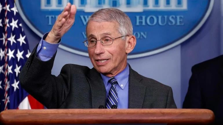 US Eager To Involve India In Covid Clinical Trials: Dr Fauci