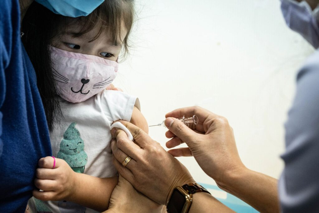 When will we have a vaccine ready for kids? Which companies are working on it?