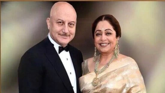How Kirron Kher divorced first husband to marry Anupam: 'He had nothing then'