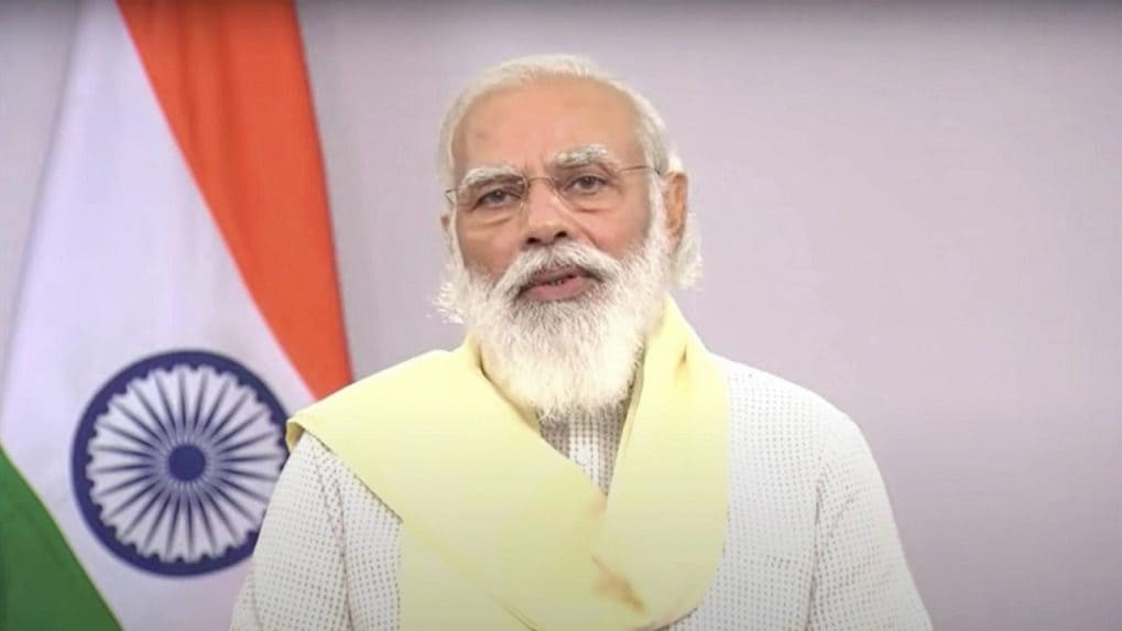 PM Modi invites world to invest in India based on country's 5 pillars