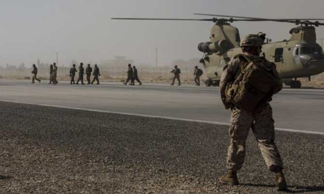 US intelligence warns Kabul could fall in 6 months after US pull-out: Report